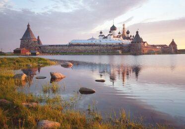 Соловецкий монастырь - жемчужина Русского Севера