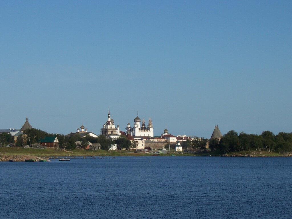 Соловецкий монастырь Интересная Россия