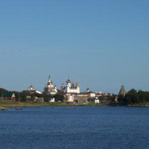 Жемчужина Русского Севера. Спасо-Преображенский Соловецкий монастырь