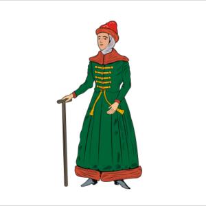 Легенды о происхождении герба города Старицы