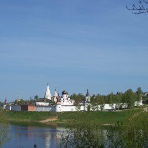 Обитель первого Патриарха – Старицкий Свято-Успенский монастырь