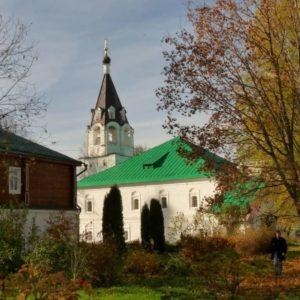 Александров — столица опричнины