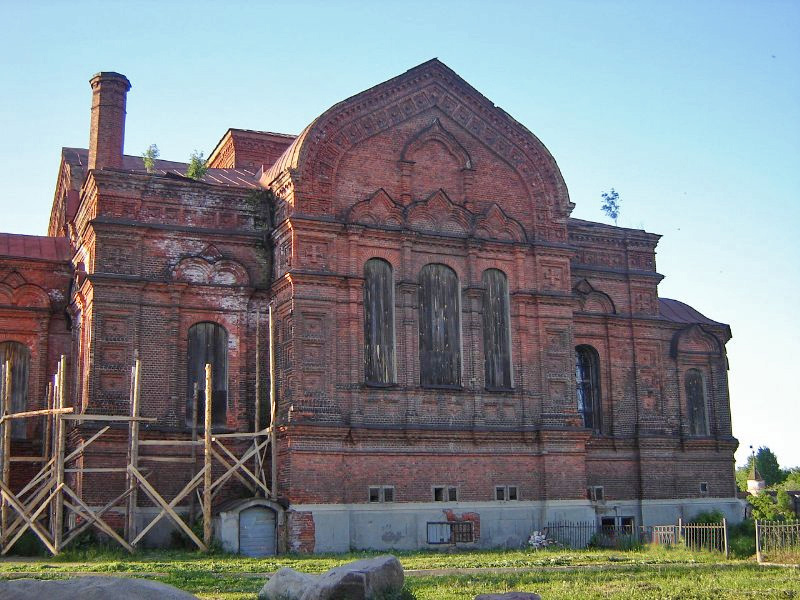 собор троицы живоначальной в юрьев-польском