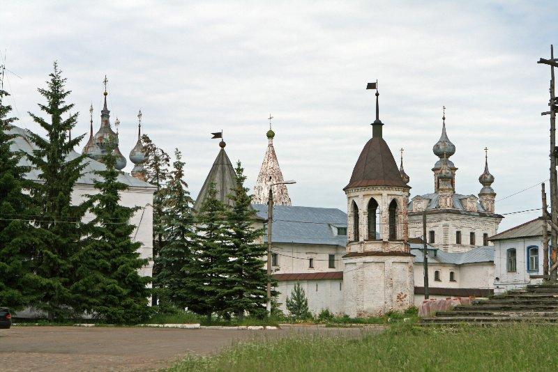 Михайло-Архангельский монастырь в Юрьев-Польском