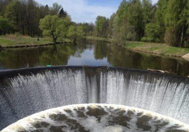 Ярополец: загадочный храм и плотина первой сельской ГЭС