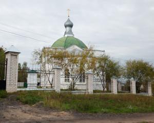 Церковь Петра и Павлва