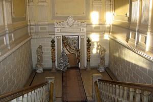 Парадная лестница в особнике Павлова