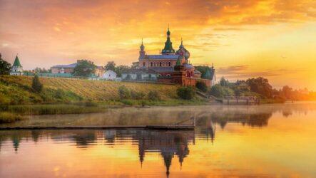 Старая Ладога — первая столица Руси