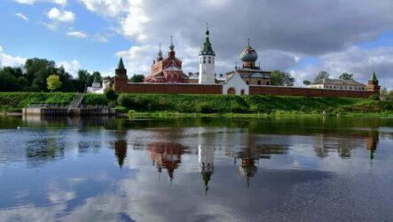 Монастыри и храмы Старой Ладоги