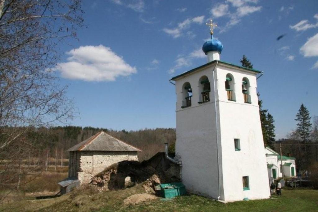 Мальский монастырь Интересная Россия
