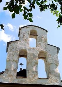 звонница никольской церкви