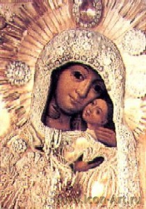 Корсунская икона Пресвятой Богородице