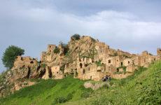 Гамсутль: заброшенный поселок в горах Дагестана
