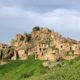 Гамсутль: заброшенный посёлок в горах Дагестана