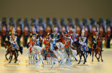 В Петербурге открылся Музей оловянного солдатика