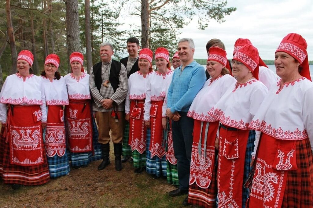 фестивали вепсской культуры