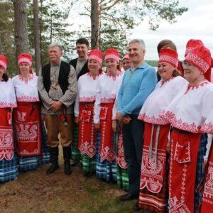 Фестивали вепсской культуры пройдут летом