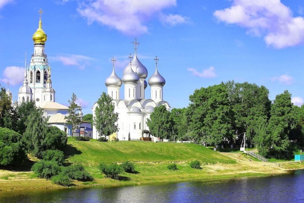 Музей Ганзы в Вологде Интересная Россия