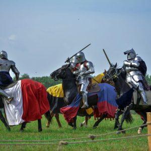 Путешествие во времени: фестивали исторических реконструкций в России