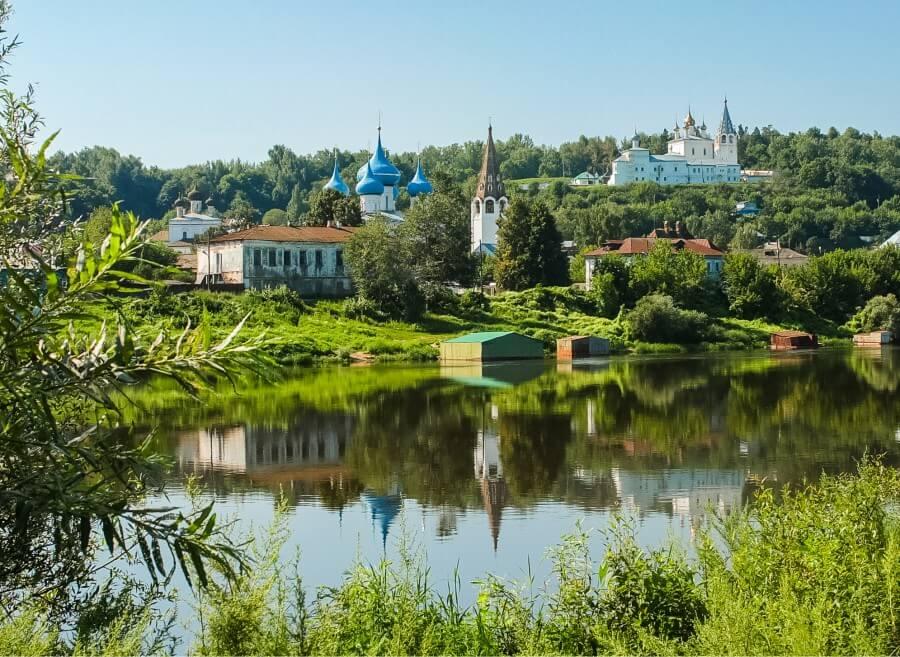 Лучшие объекты России Интересная Россия