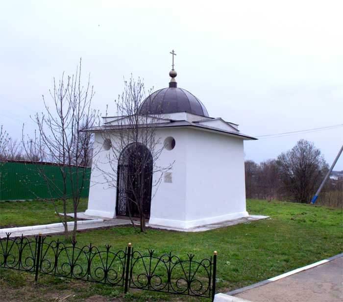 мавзолей дорошенко в ярополбце
