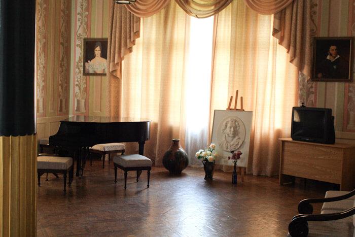 Пушкинская комната