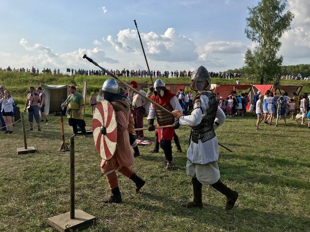 Фестивали исторических реконструкций в Зарайске