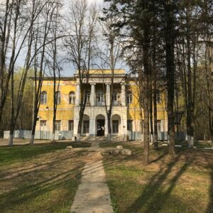 Усадьба Знаменское-Губайлово в Красногорске