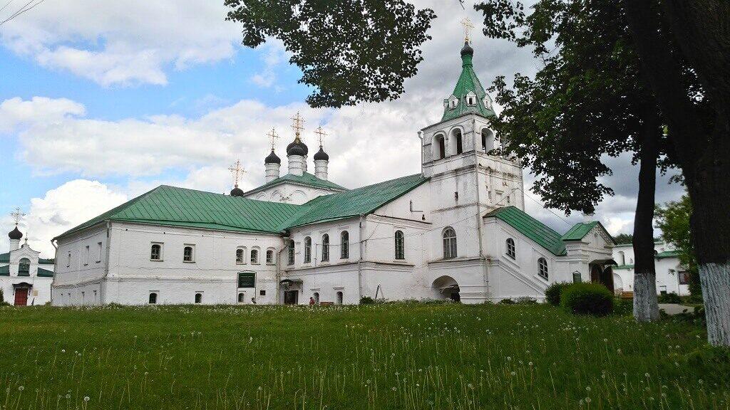 Свято-Успенский монастырь в Александрове