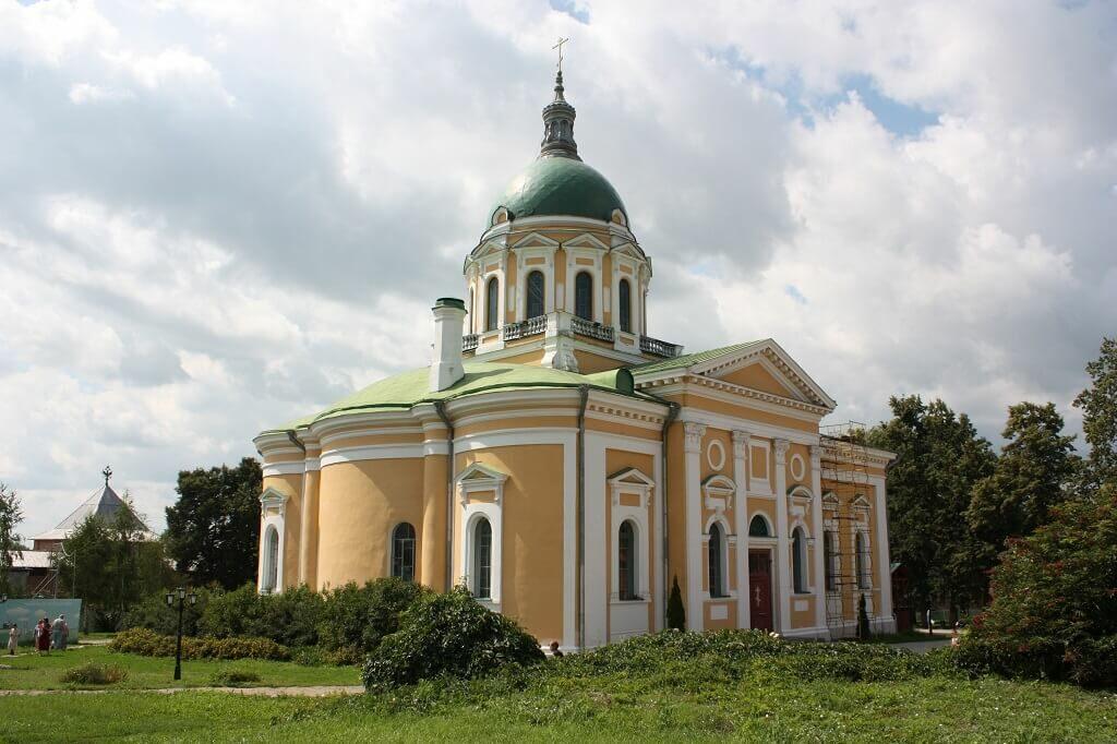 ионно-предтеченский собор в зарайске