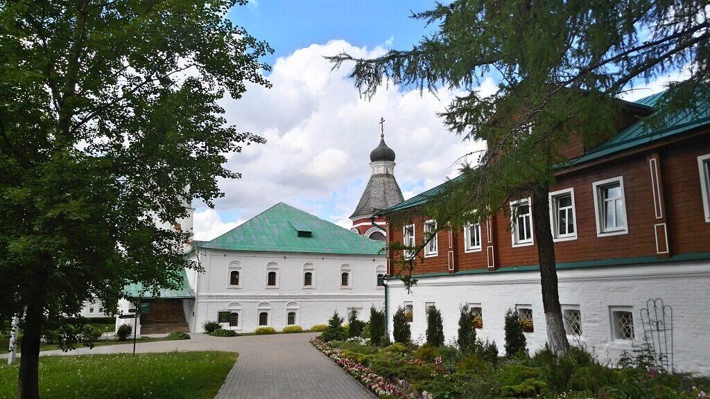 Александровский Свято-Успенский женский монастырь