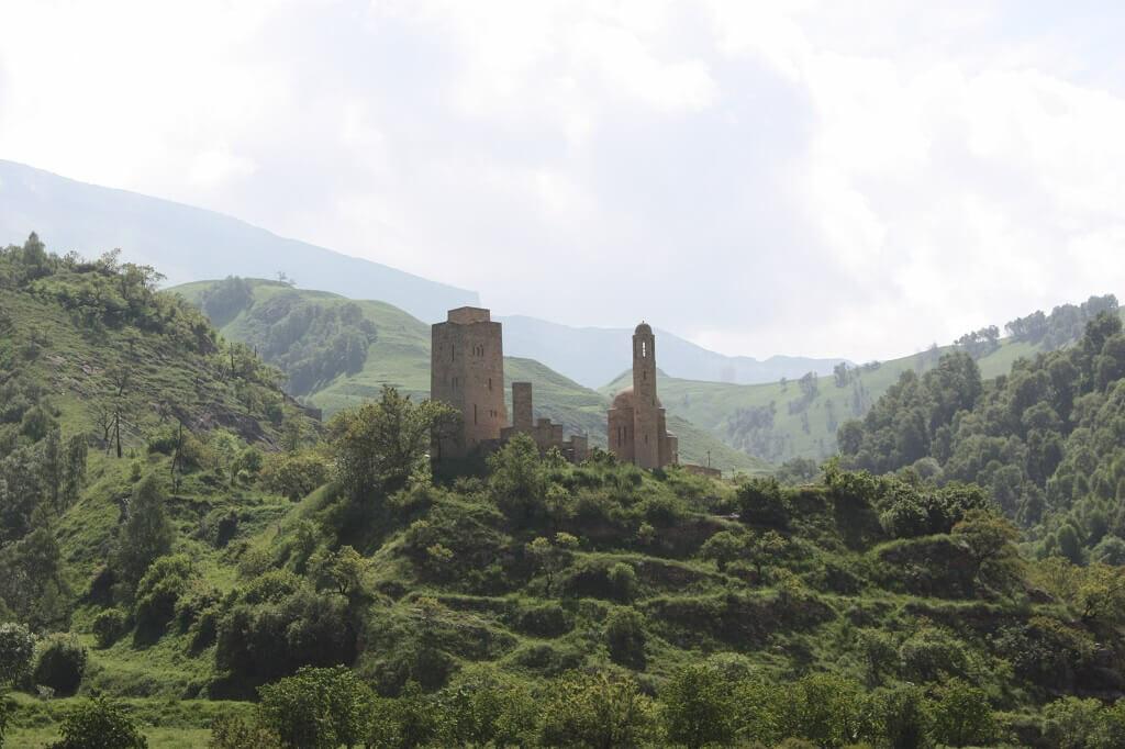 мемориальный комплекс ватан