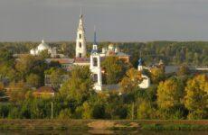 Кинешма: история города