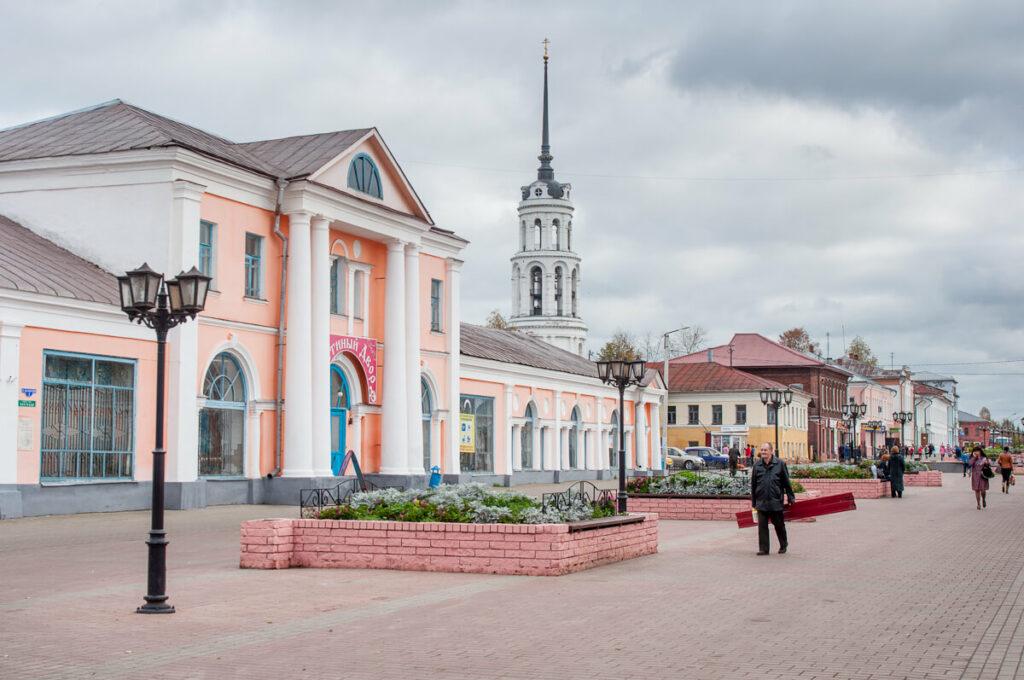 Шуя. История древней столицы Белой Руси
