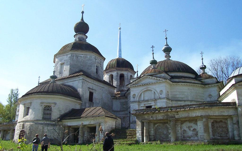 церковь параскевы пятницы в старице