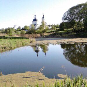 Легенда Юрьев-Польского. Как старушка храм спасла