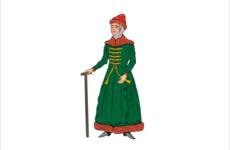 Легенды о происхождении герба города Старица