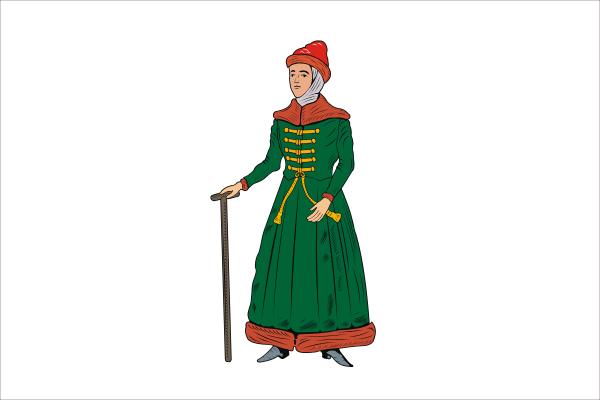 Герб города Старица