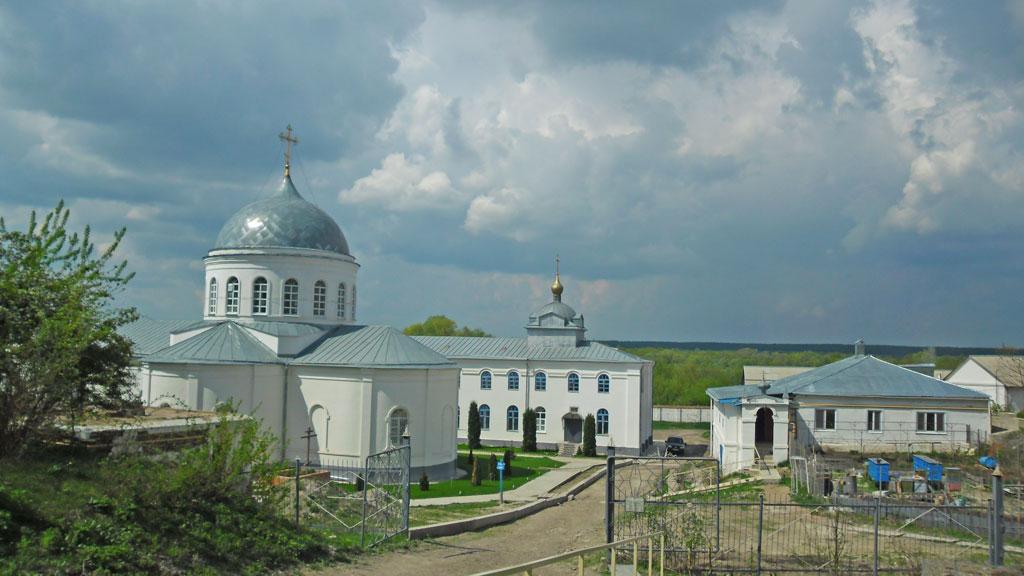 дивногорский свято-успенский монастырь