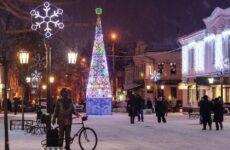 Калуга – Новогодняя столица России 2021